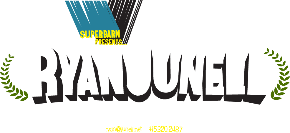 Superbarn Presents... Ryan Junell (Director Animator Editor)